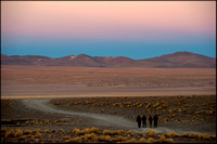 Andes, Atacama and Uyuni